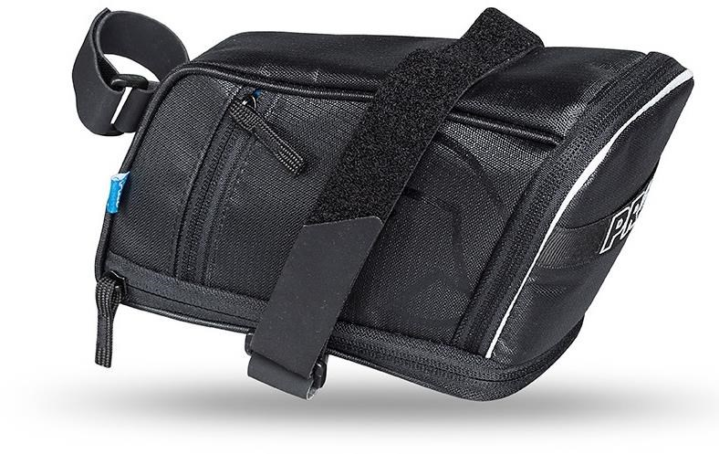 Pro Maxi Plus Pro Saddle Bag with Velcro-Style Hook-and-Loop Strap   Saddle bags
