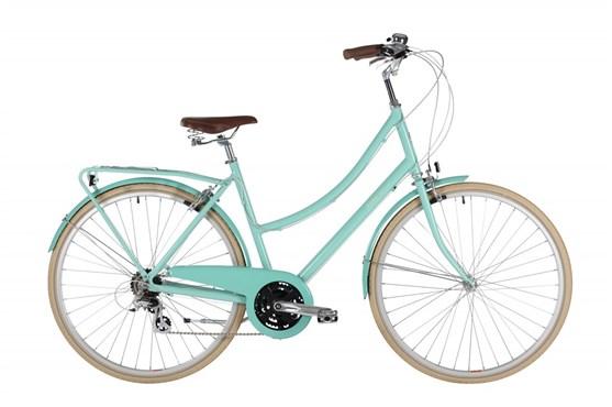 Bobbin Brownie Luxe 700c Womens 2017 - Hybrid Classic Bike
