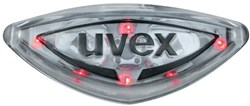 Uvex LED Helmet Safety Light