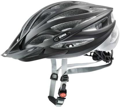 Uvex Oversize MTB Cycling Helmet 2018