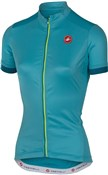 Castelli Anima Womens Short Sleeve Cycling Jersey SS17