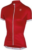 Castelli Anima Womens Short Sleeve Cycling Jersey SS17