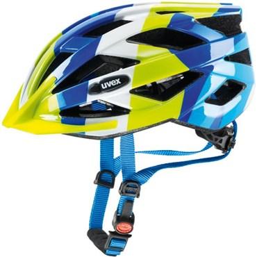 Uvex Air Wing Kids Cycling Helmet 2017