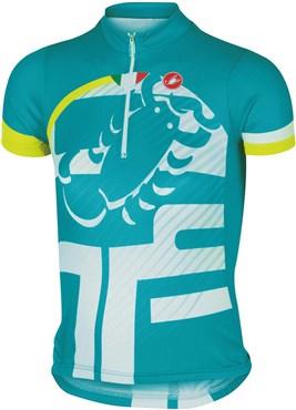 Castelli Veleno Kids Short Sleeve Cycling Jersey SS16 - Out of Stock ... 173ba4c84