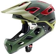 Uvex Jakkyl HDE MTB Full Face Helmet 2018