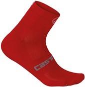 Castelli Quattro 6 Cycling Socks SS17