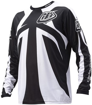 Troy Lee Designs Sprint Reflex Long Sleeve MTB Cycling Jersey SS16 ... bf47bc80a