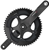 Product image for SRAM Red GXP Yaw Crankset GXP Cups Not Included