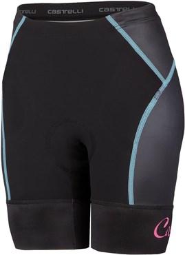 Castelli Free Womens Tri Shorts SS17