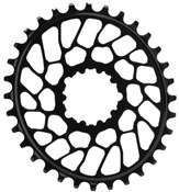 absoluteBLACK Sram Direct Mount BB30 Oval Chainring N/W - Flat