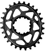 absoluteBLACK Sram Direct Mount GXP Oval Chainring N/W
