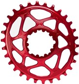 Product image for absoluteBLACK Sram Direct Mount GXP BOOST148 Oval Chainring - 3mm Offset
