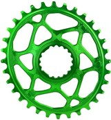 Product image for absoluteBLACK Cannondale Hollowgram Direct Mount Oval Chainring N/W