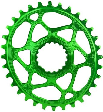absoluteBLACK Cannondale Hollowgram Direct Mount Oval Chainring N/W