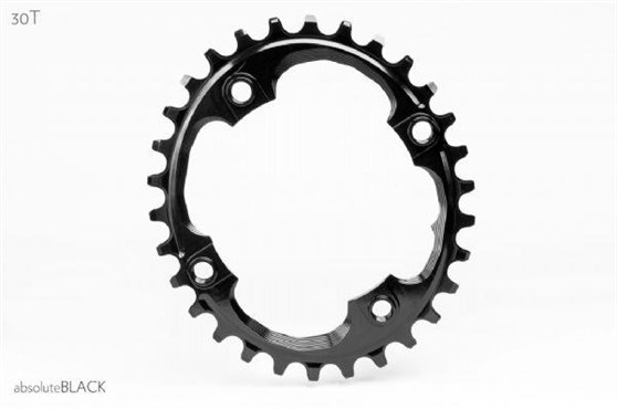 absoluteBLACK Sram 94BCD Oval Chainring N/W - Integrated Threads