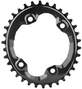 Product image for absoluteBLACK XT M8000/MT700 Spider Mount Oval Chainring N/W