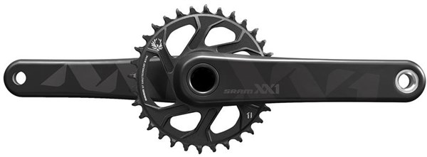 SRAM XX1 Eagle 12 Speed Direct Mount Chainset 32T