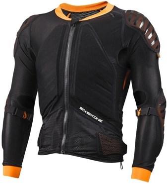 SixSixOne 661 Evo Long Sleeve Compression Jacket 2017 | Beskyttelse