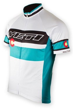 Yeti Racen XC Short Sleeve Jersey