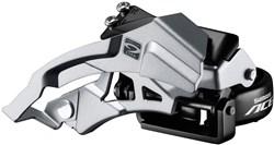 Shimano Acera M3000 Triple Front Derailleur Top Swing