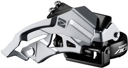 Product image for Shimano Acera M3000 Triple Front Derailleur Top Swing