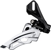 Shimano Deore M612-D Triple Front Derailleur With Direct Mount, Side Swing and Front Pull