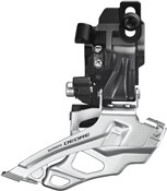 Product image for Shimano FD-M616 Deore 10 Speed Double Front Derailleur