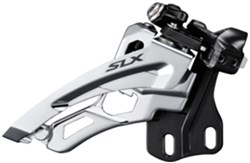 Product image for Shimano SLX M672 Triple Front Derailleur