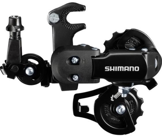 Shimano RD-FT35 6/7 Speed Rear Derailleur With Mounting Bracket | MTB