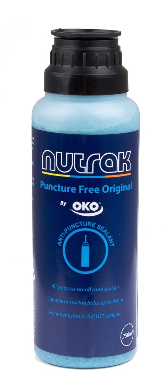 Nutrak Punture Free Original - Fills 2 Standard Inner Tubes 250 ml | Repair Kit