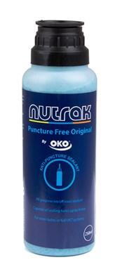 Nutrak Punture Free Original - Fills 2 Standard Inner Tubes 250 ml | Lappegrej og dækjern