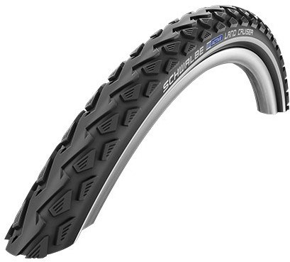 Schwalbe Land Cruiser K-Guard SBC Compound Active Wired Urban MTB Tyre