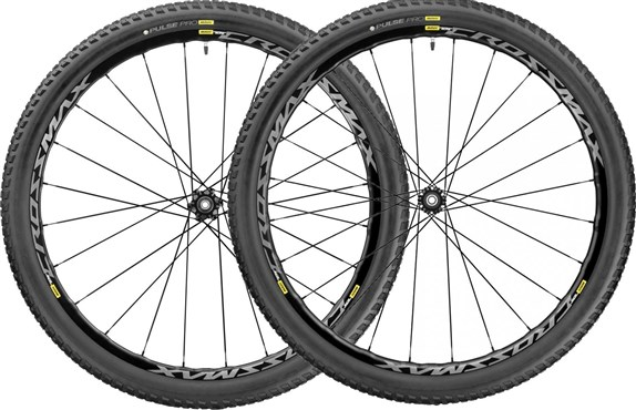Mavic Crossmax Elite WTS MTB Wheels 29er - 2017