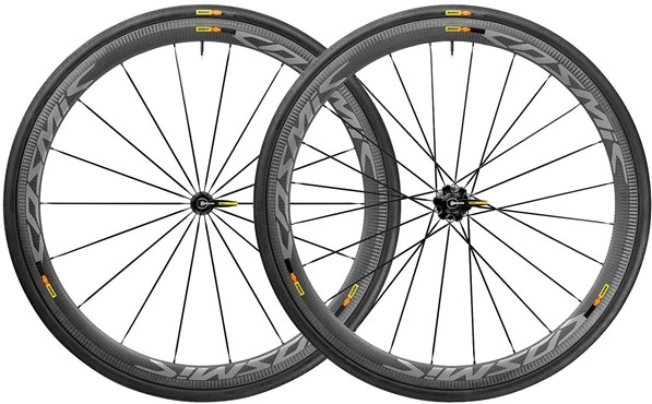 Mavic Cosmic Pro Carbon SL-C Road Wheels 2017