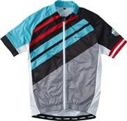Madison Sportive Full Zip Short Sleeve Jersey