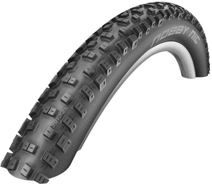 """Schwalbe Nobby Nic Double Defense Tubeless Easy PaceStar Evo Folding 26"""" Off Road MTB Tyre"""