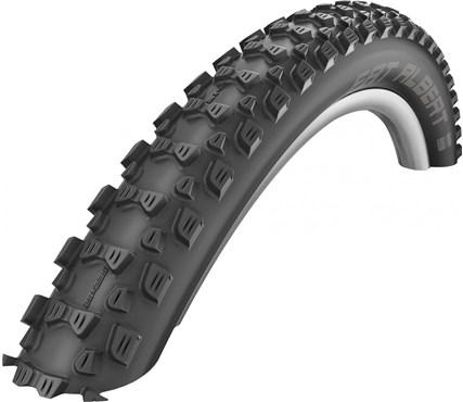 Schwalbe Fat Albert Rear SnakeSkin Tubeless Easy PSC Evo Folding 27.5/650b Off Road MTB Tyre