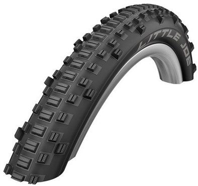 "Schwalbe Little Joe K-Guard Endurance Active Folding 20"" MTB Tyres"