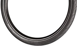 Schwalbe Marathon Supreme MicroSkin Tubeless Easy OneStar Evo Folding Hybrid Tyre