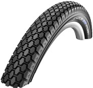 "Schwalbe Knobby K-Guard LiteSkin SBC Compound Wired 20"" BMX Tyre"