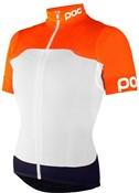 POC AVIP Printed Light Womens Short Sleeve Jersey