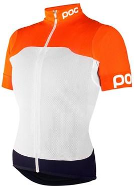 POC Womens AVIP Printed Light Short Sleeve Jersey SS17