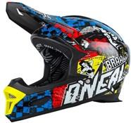 ONeal Fury RL2 Full Face MTB Helmet 2016