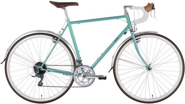 Bobbin Scout Topaz 2017 - Touring Bike