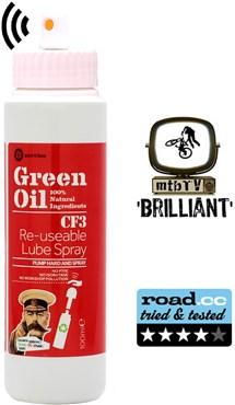 Green Oil CF3 Re-usable Lube Spray - 100ml