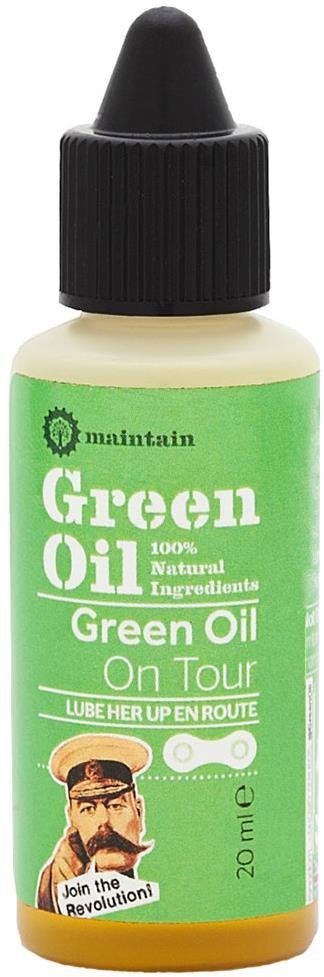 Green Oil On Tour Bike Lube | Rengøring og smøremidler