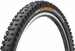 Product image for Continental Der Baron Project ProTection Apex Black Chilli Folding MTB Tyre