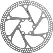 Aztec Stainless Steel Fixed Disc Rotor With Circular Cut Outs