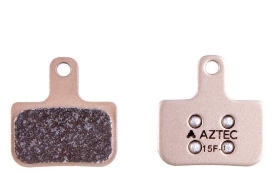 Aztec Sintered Disc Brake Pads For SRAM DB1 and DB3 | Bremseskiver og -klodser