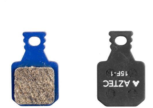 Aztec Organic Disc Brake Pads For Magura MT5 & MT7 Callipers (2 Pairs) | Brake pads